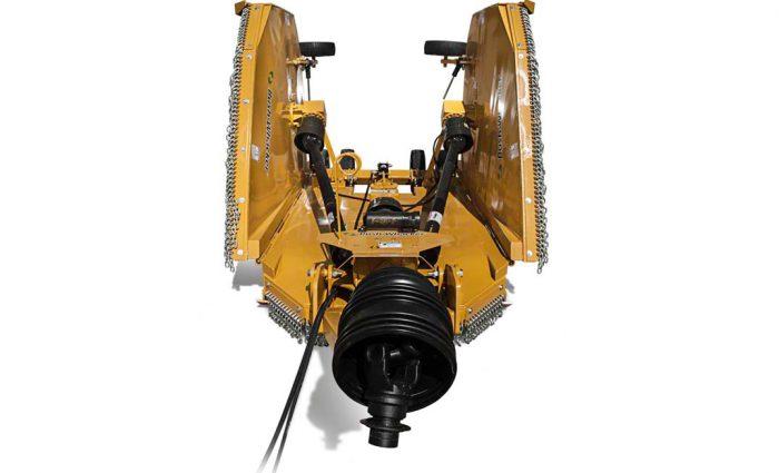 Bush-Whacker MD-180 rotary mower