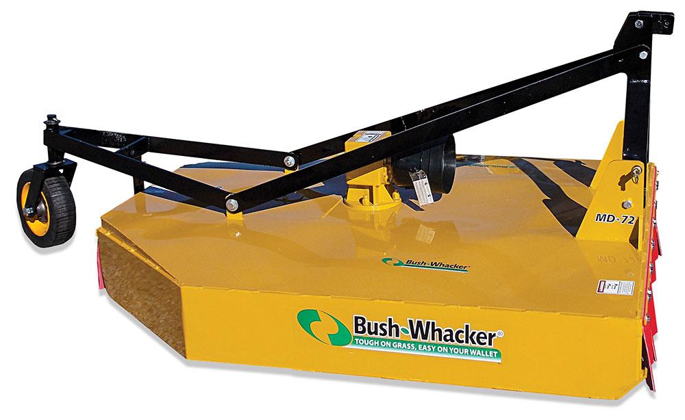 Bush-Whacker MD-72 brush cutter