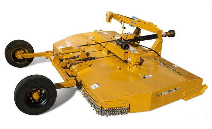 Bush-Whacker ST-104 rotary mower