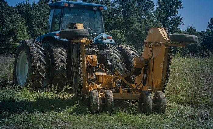 Bush-Whacker ST-180 Elite rotary mower