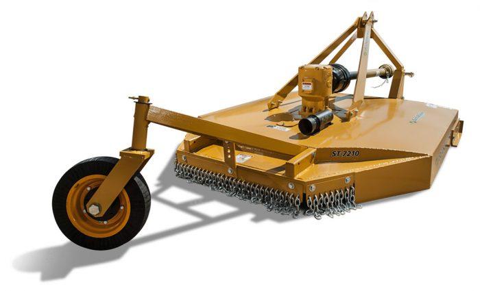 Bush-Whacker ST-7210 rotary mower