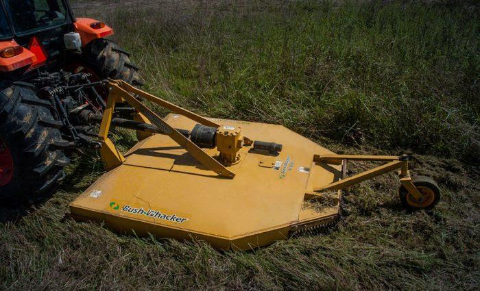 Bush-Whacker ST-8410 rotary mower