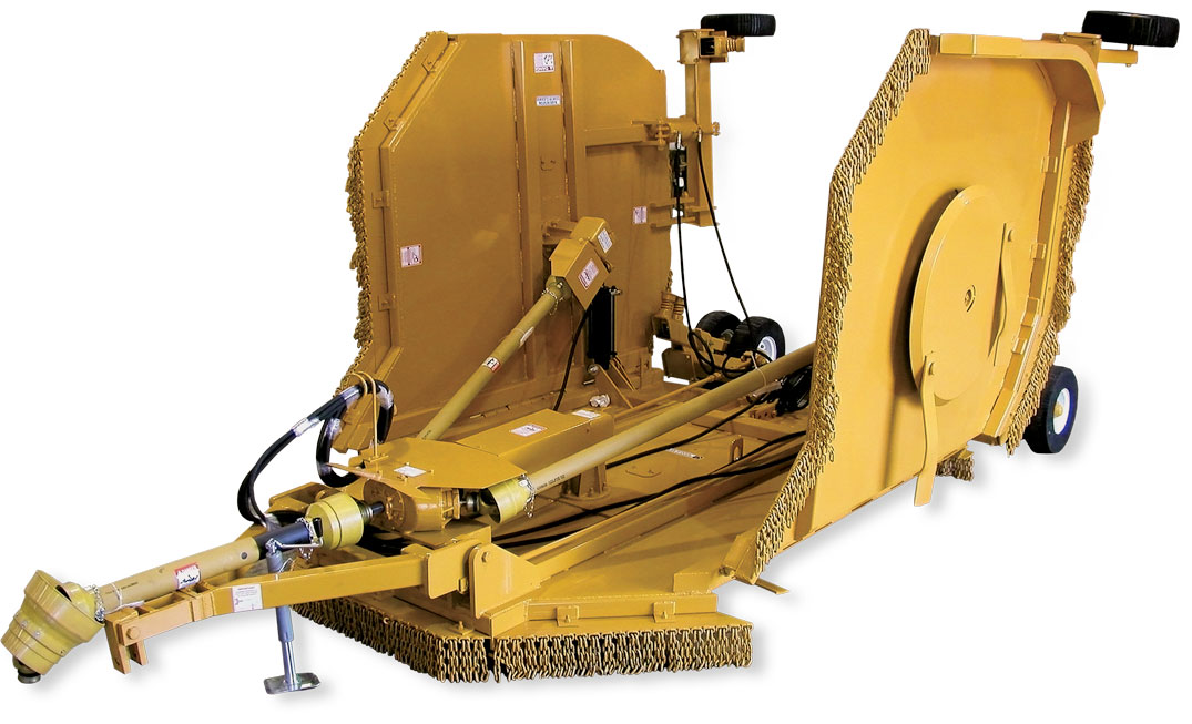 Bush Whacker T 240 Heavy Duty 20 Foot Rotary Cutter