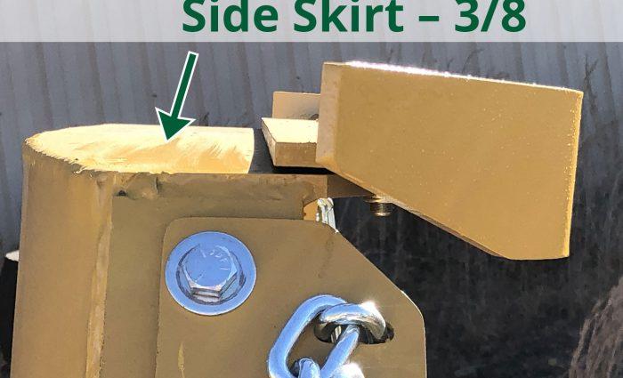 Side Skirt - 3/8