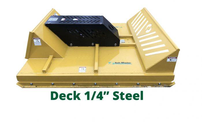 """SSM-72 1/4"""" deck steel"""