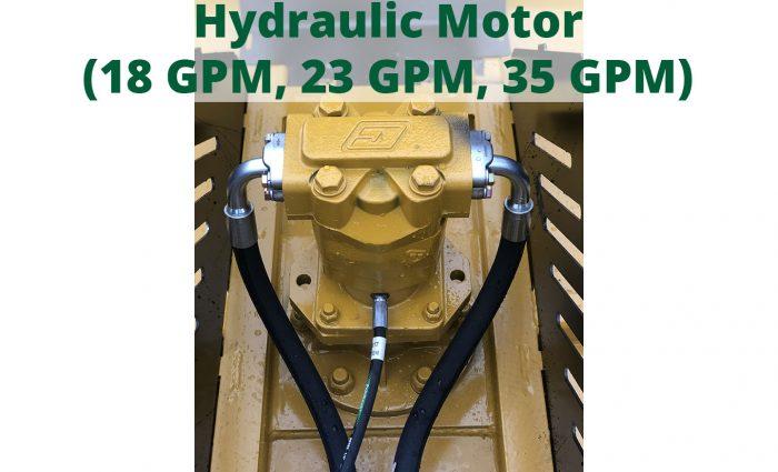 SSM-72 Hydraulic Motor (18 GPM, 23 GPM, 35 GPM)