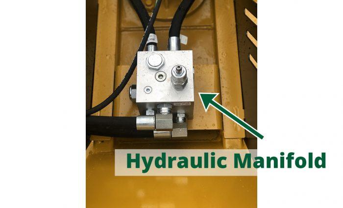 SSM-72 Hydraulic Manifold