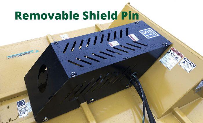 SSM-72 Removable Shield Pin