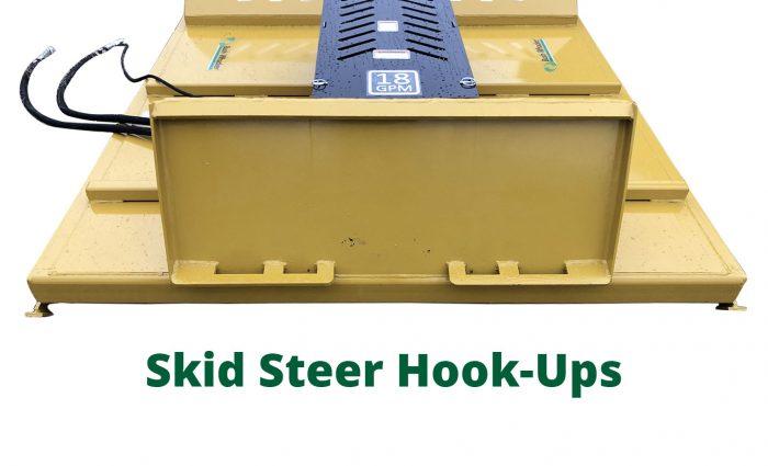 SSM-72 Skid Steer Hook-Ups