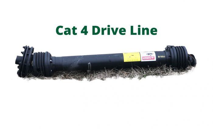 ST-104 Cat 4 Drive Line