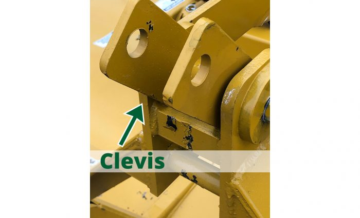 ST-104 Clevis