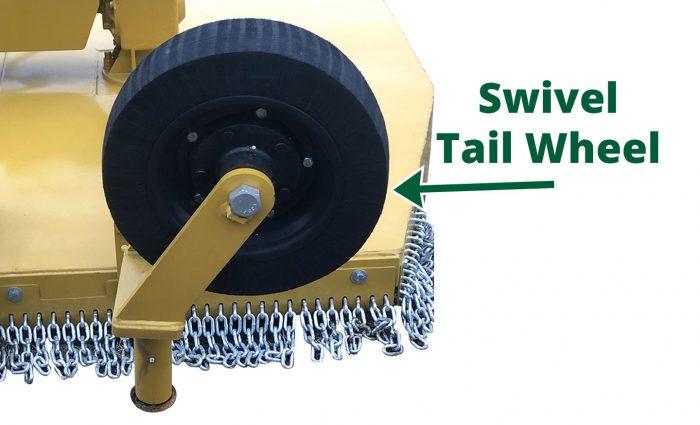 ST-104 Swivel Tail Wheel