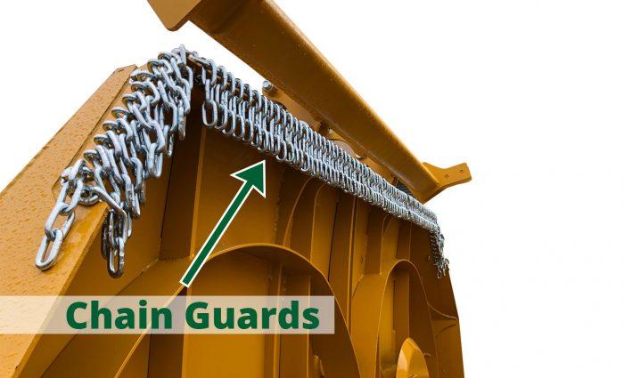 HD-121P chain guards