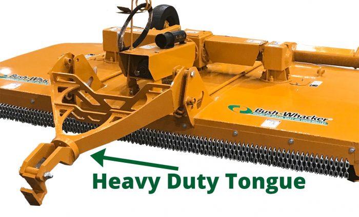 HD-121P Heavy duty tongue