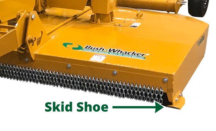 HD-121P skid shoe