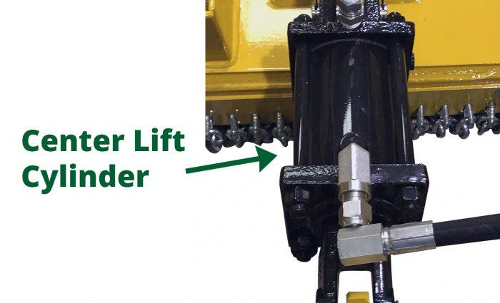 Center Lift Cylinder