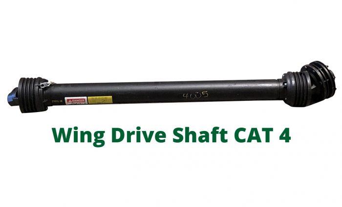 Wing Drive Shaft CAT 4