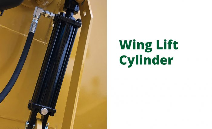 Wing Lift Cylinder