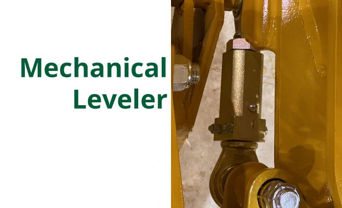 mechanical leveler